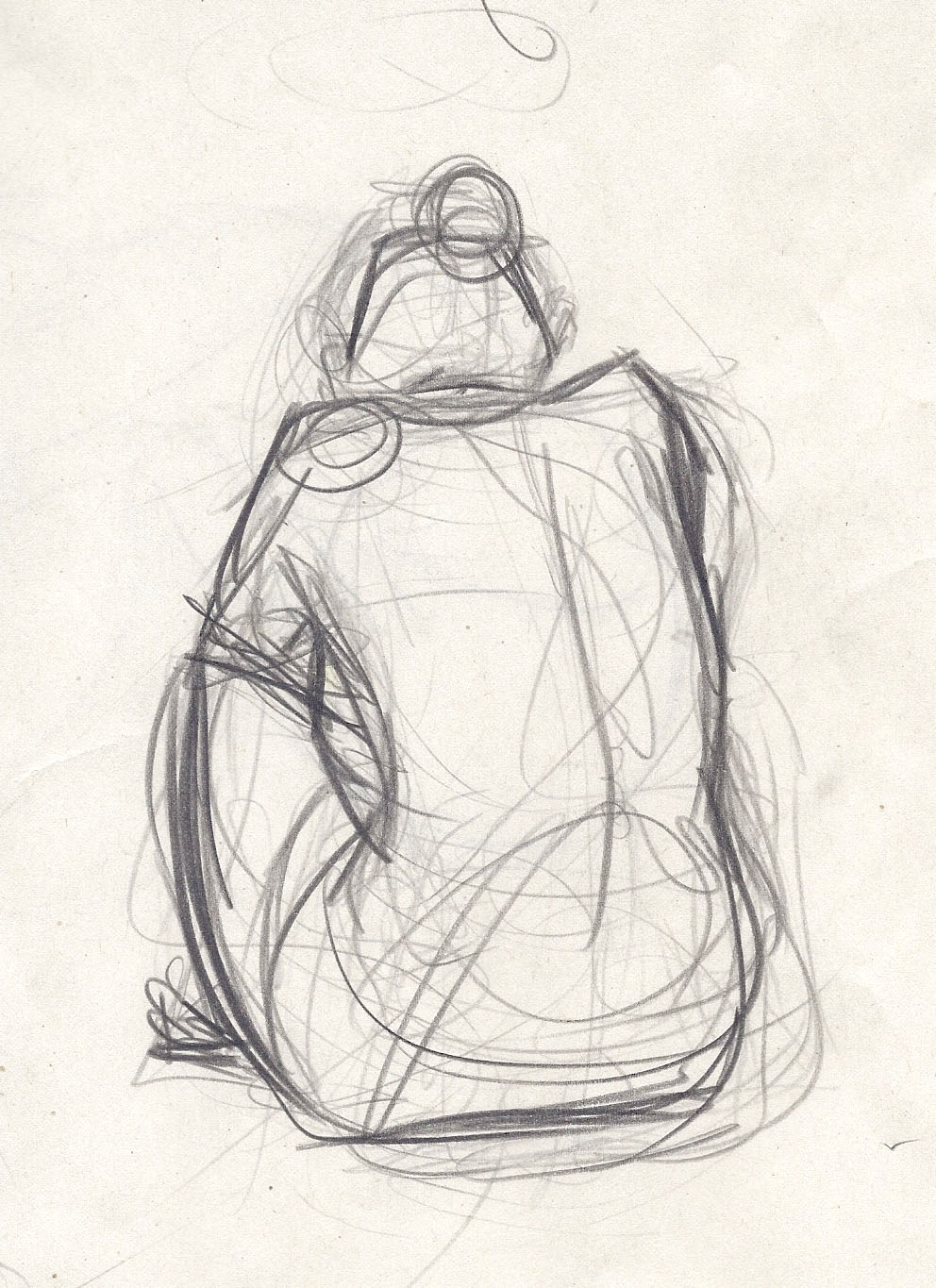 Scribble Drawing Definition : Life drawing with victor demasi ridgefield guild of artists
