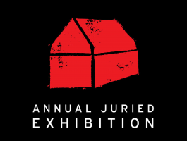 Annual Juried Exhibition square extra black for web